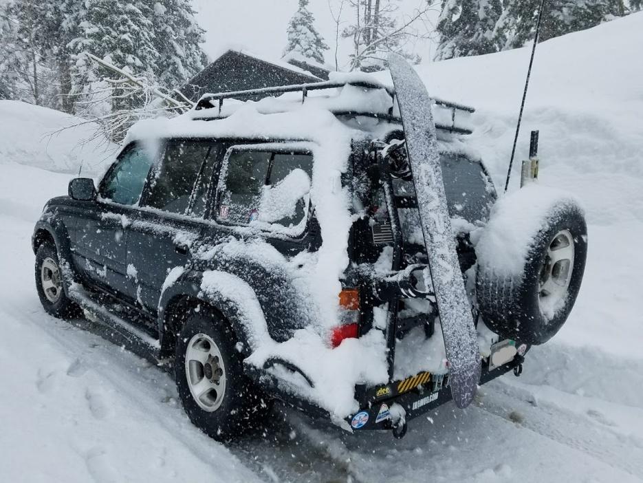 snowtruck
